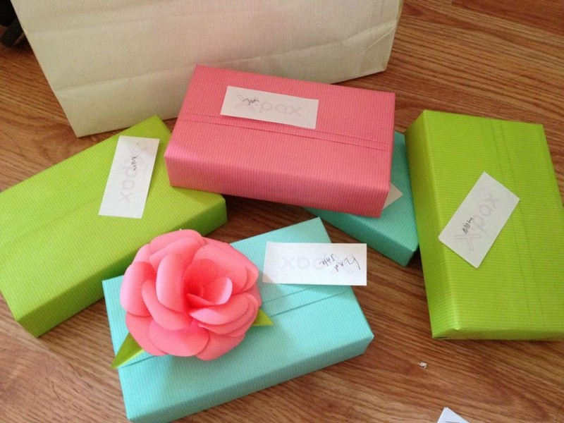 Sample : Mother's Days Gift