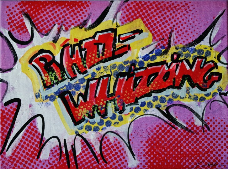 PHIZZ-WHIZZING POP-ART