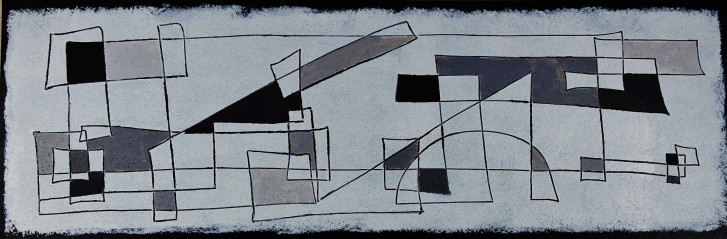 Expressive automatism abstract