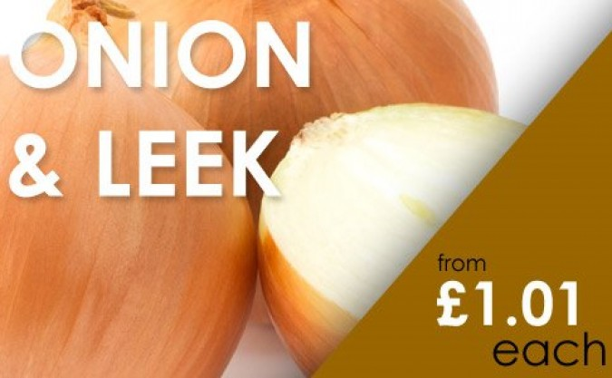Onion and Leek Seeds