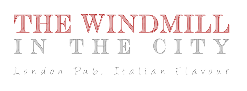 The Windmill in the City Pub & Pizza