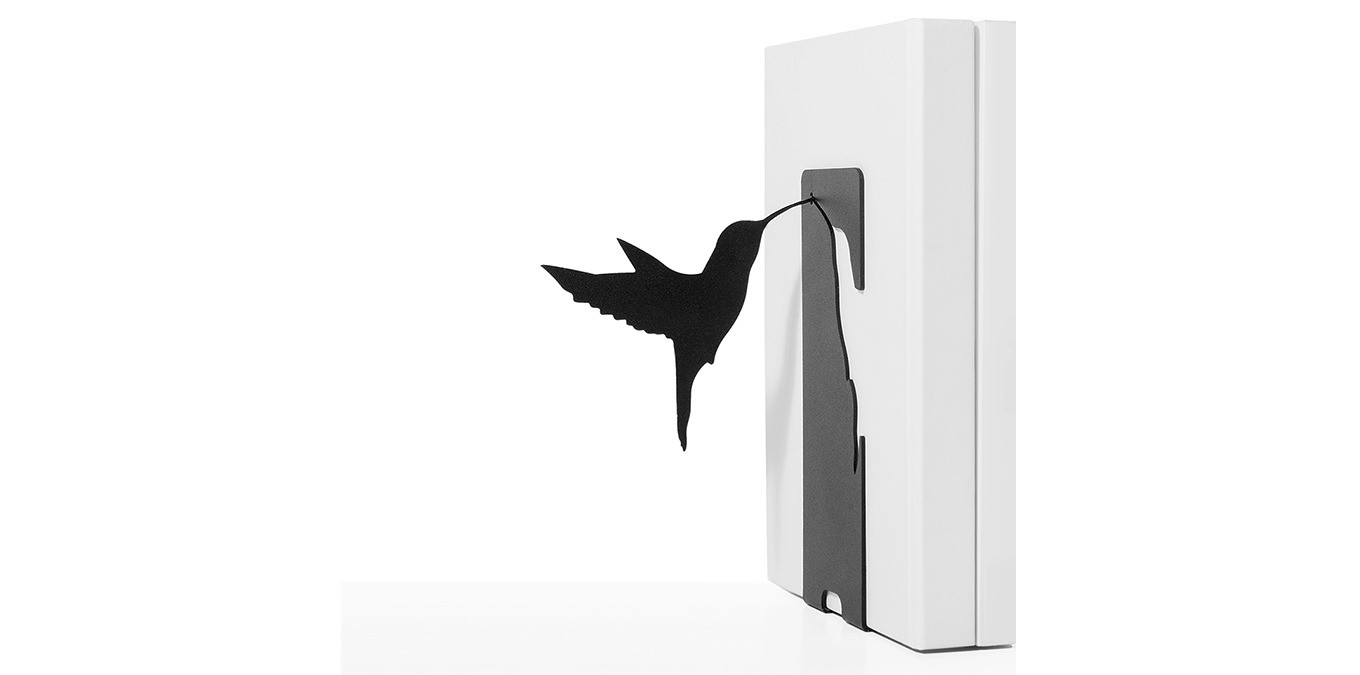 hummingbird - bookend