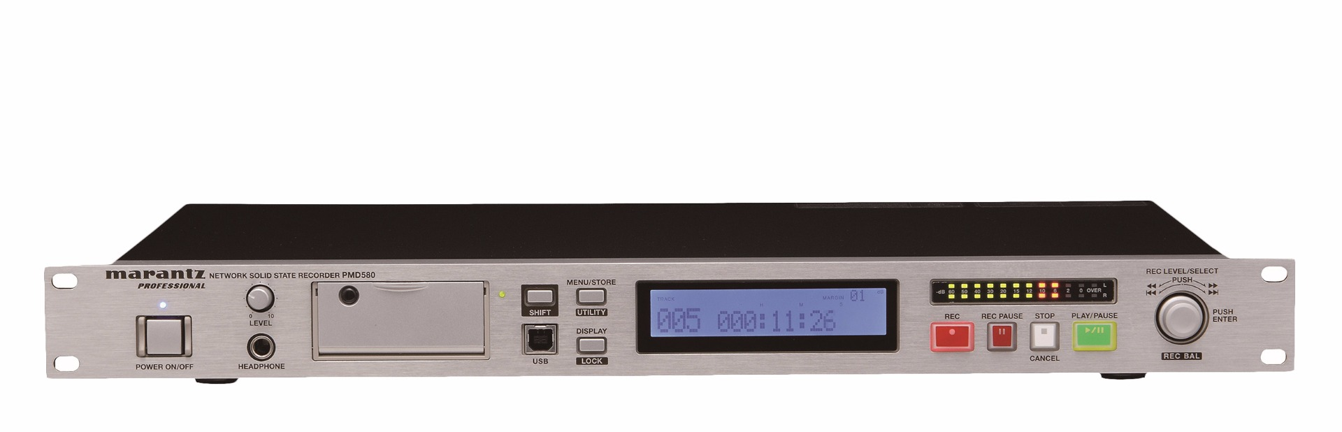 Marantz PMD580 Solid State Compact Flash Recorder - TSUNAMI SOUND & POWER -  TSONE HOLDINGS LTD