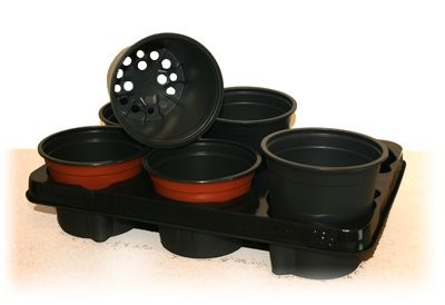 Plant Pot Carry Trays