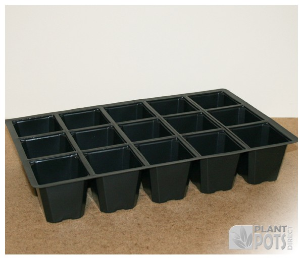 seed tray inserts plastic plant pots. Black Bedroom Furniture Sets. Home Design Ideas