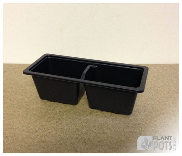 Trolley Pack 2 plastic plant tray