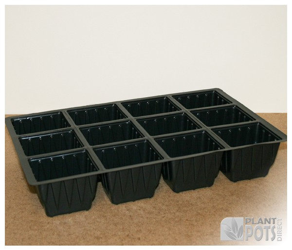 Seed tray insert 12 or Vacapot 12