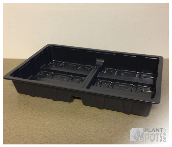 Trolley pack carry tray
