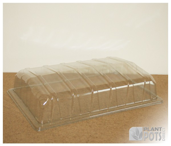 Propagator lid for full seed tray