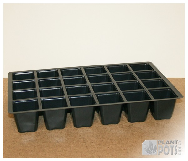 Seed tray insert 24 or Vacapot 24