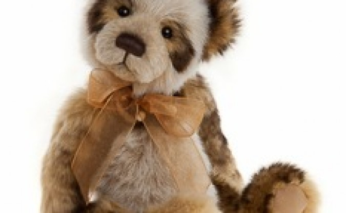 Charlie Bear Plush