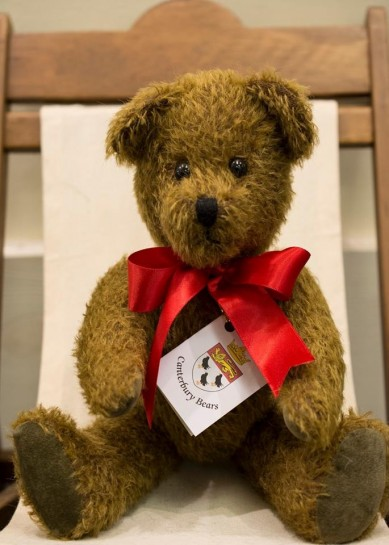 Canterbury Bear Hamish Medium