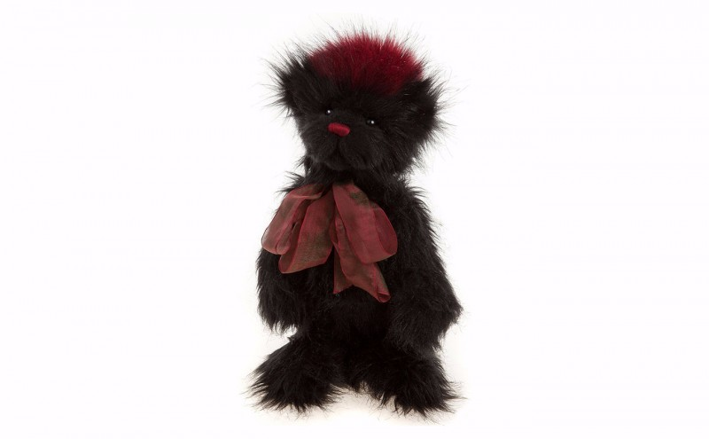 Charlie Bear Red Liquorice
