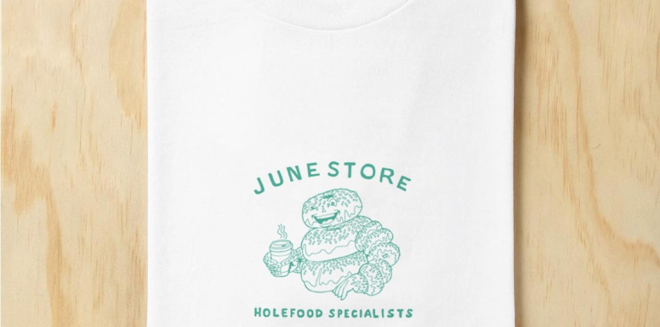 2 FOR 1 ON ALL  JUNE STORE T-SHIRTS...
