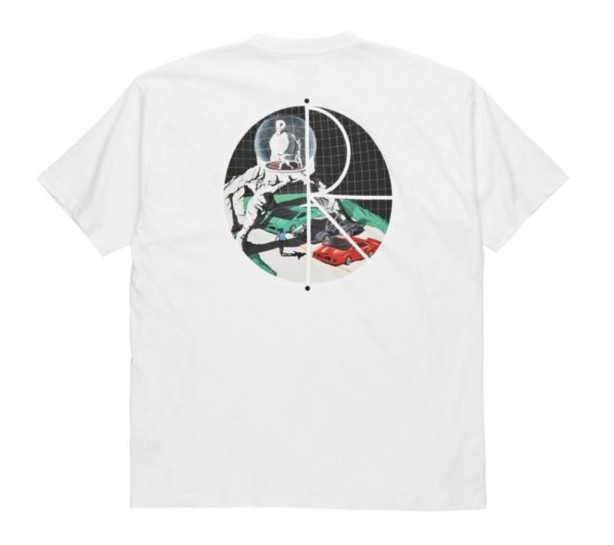 POLAR SKATE CO - LAMBO LIFE FILL TEE