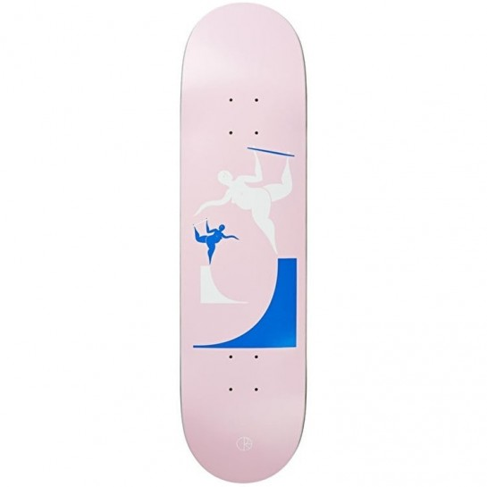 POLAR SKATE CO - BACKSIDE BONELESS TEAM DECK - 8.125''