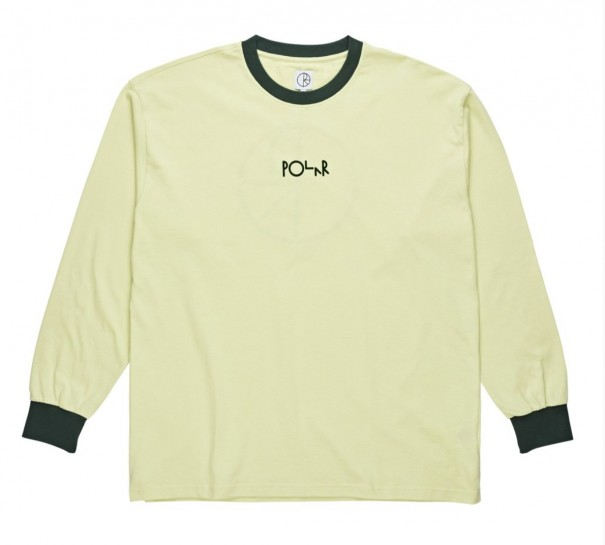POLAR SKATE CO - Offside LS Tee