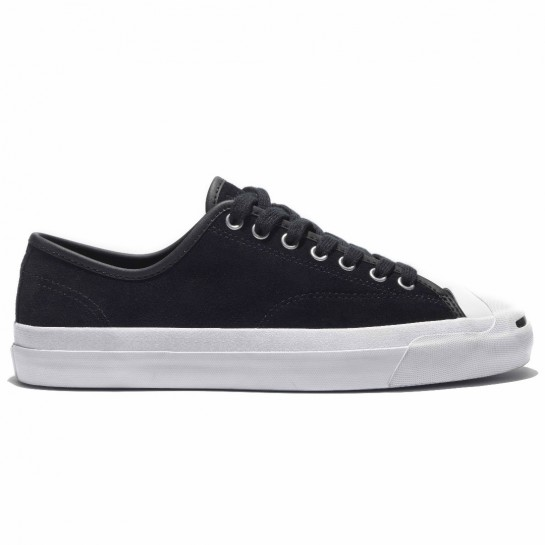CONVERSE CONS - Polar Skate Co Jack Purcell Pro - BLACK