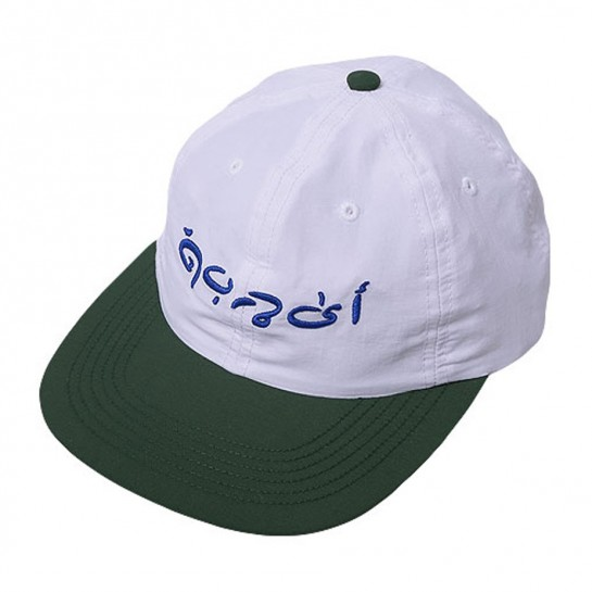 QUASI SKATEBOARDS -GULF CAP - GREEN