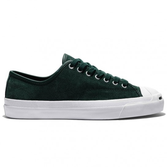 CONVERSE CONS - Polar Skate Co Jack Purcell - Emerald