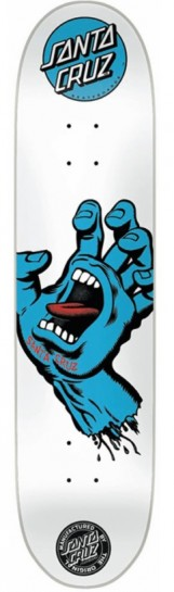 Santacruz - Screaming hand Deck - 8''
