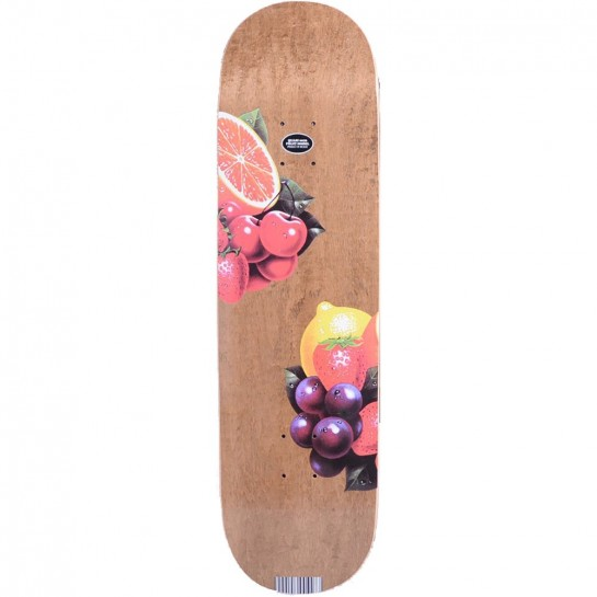 QUASI SKATEBOARDS -FRUIT - ASSORTED - 8.5''