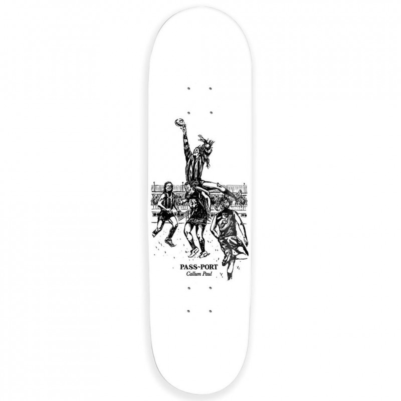 PASS~PORT - CALLUM PAUL 'MARK' DECK - 8.25''