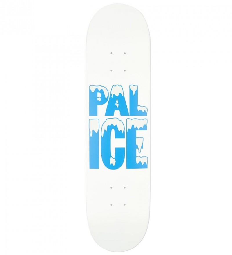 PALACE SKATEBOARDS - PAL ICE - 8''