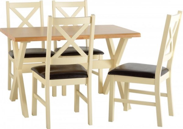 Genoa Dining Table MSD Furniture