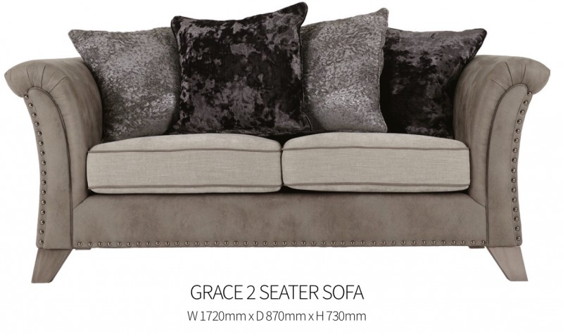 Grace Sofa Range 1 Seater 2