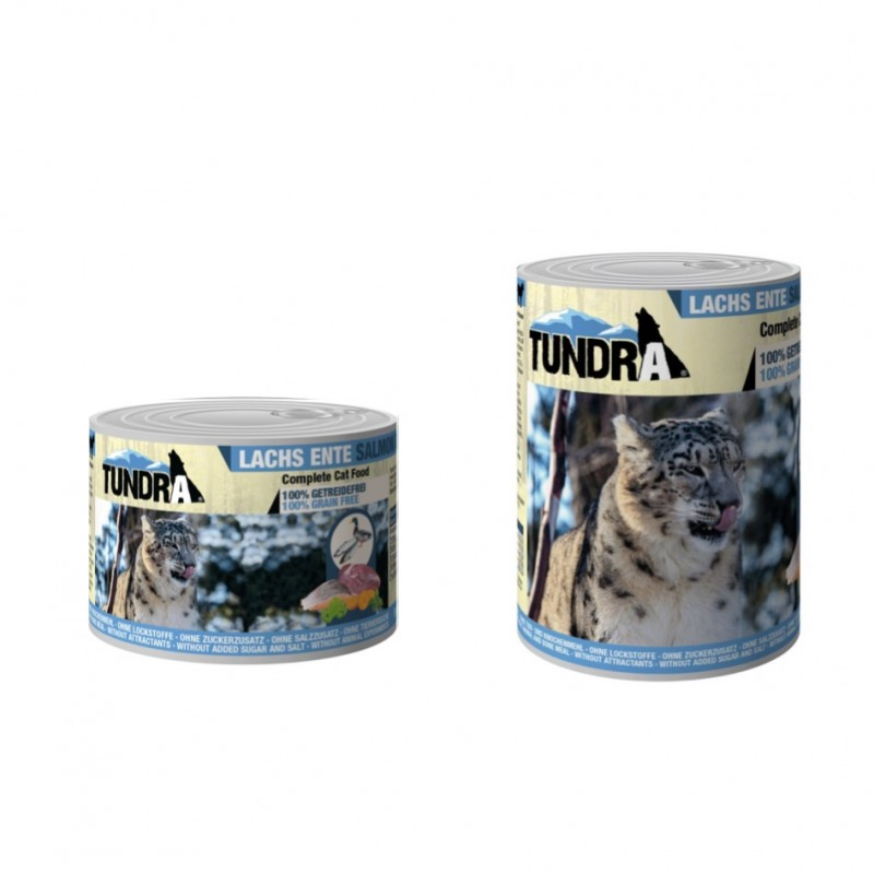 tundra, cat food, 200g, 400g