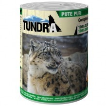 Tundra, cat food, turkey