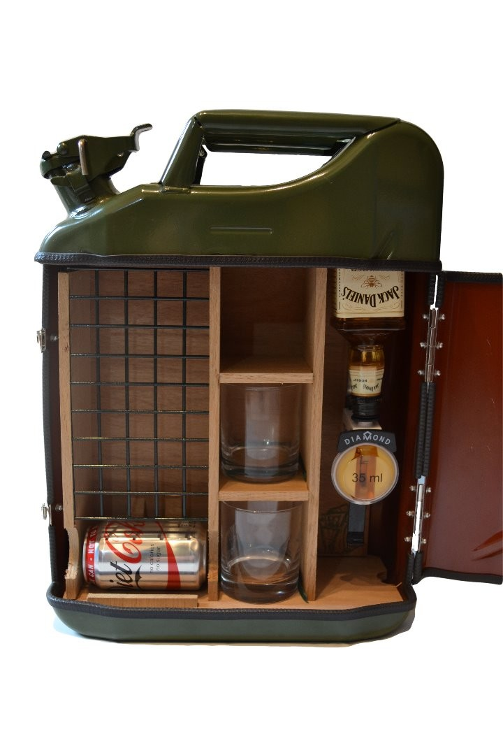 Jerry Can Bar Green Alex S Shed