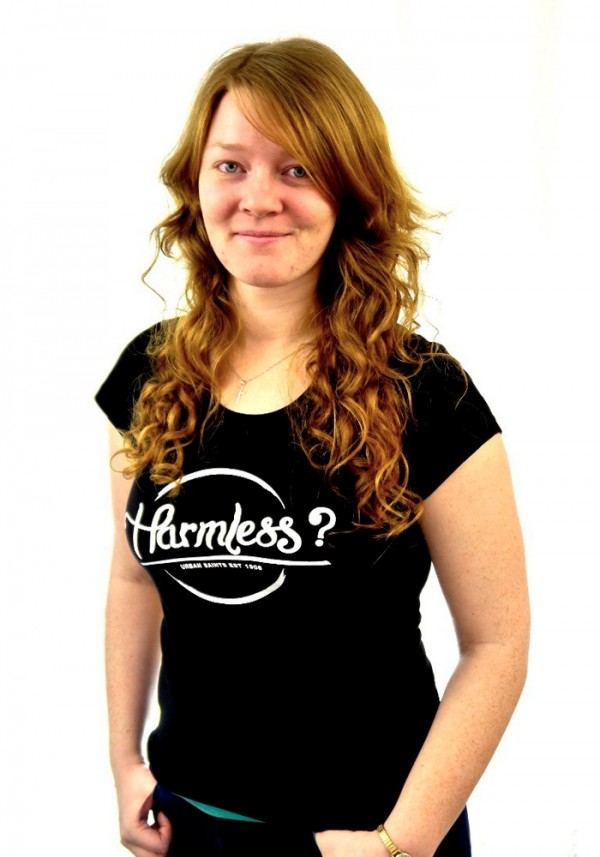 Harmless - fairtrade t-shirt