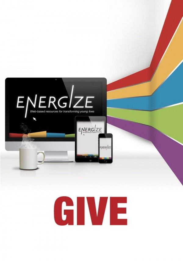 Give Energize away!