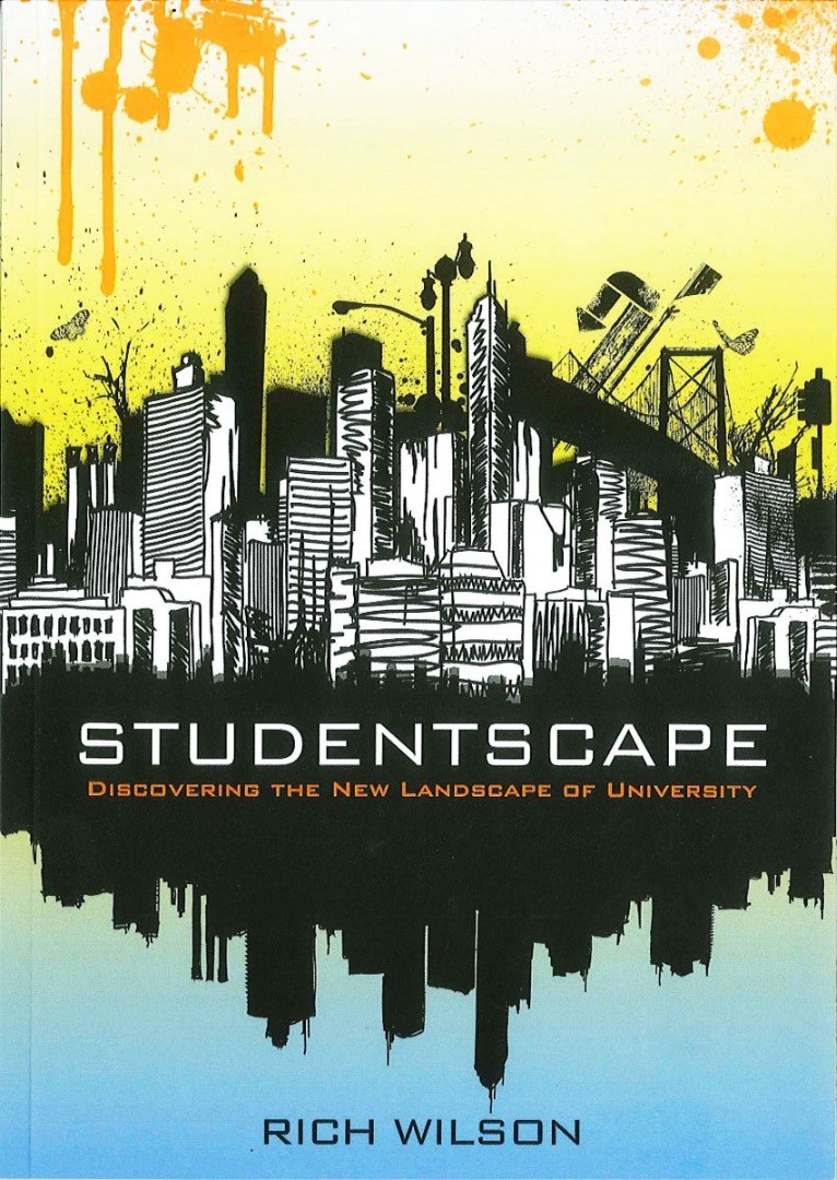 Studentscape (2011) front cover