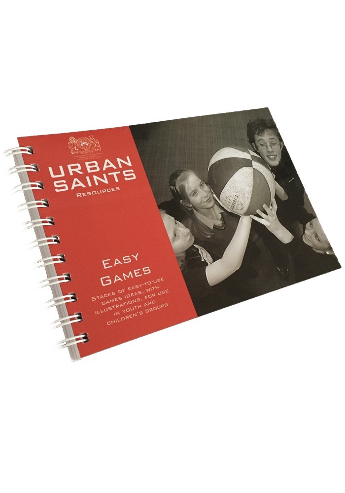 Urban Saints Easy Games Book