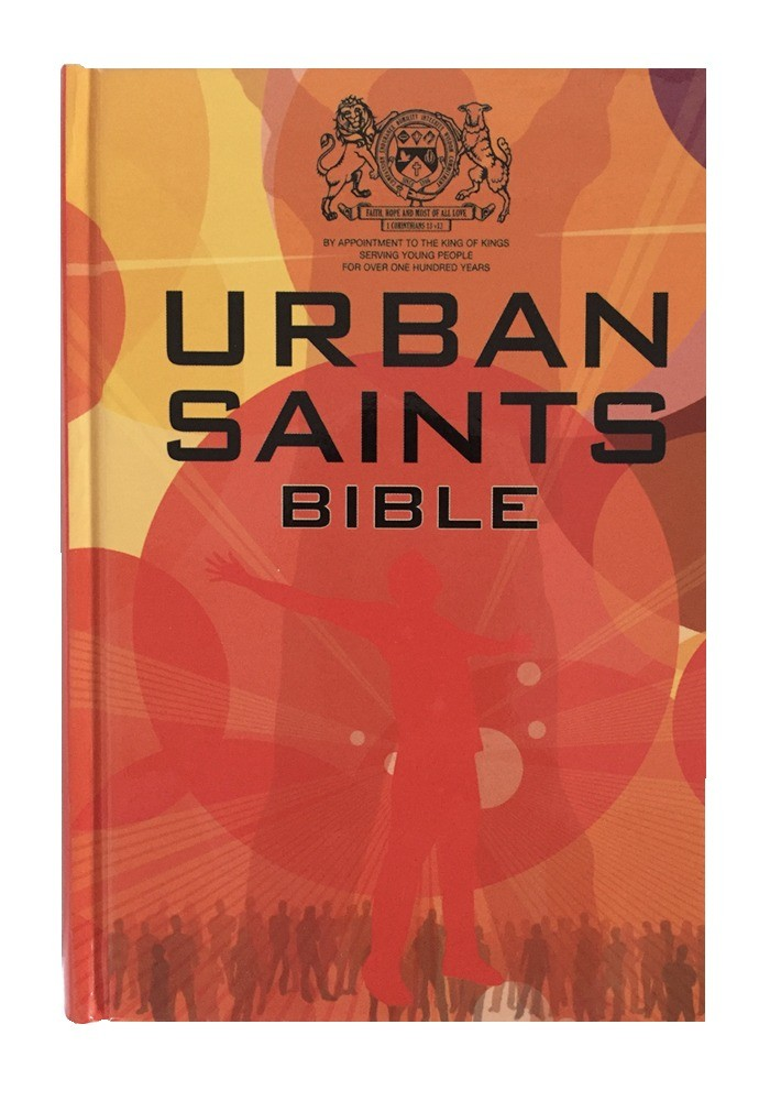 Urban Saints Youth Bible