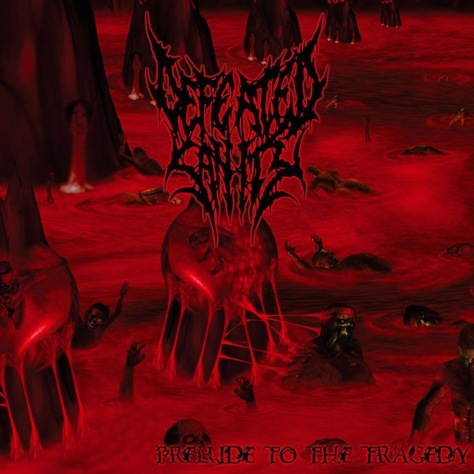 Defeated Sanity - Prelude to the Tragedy