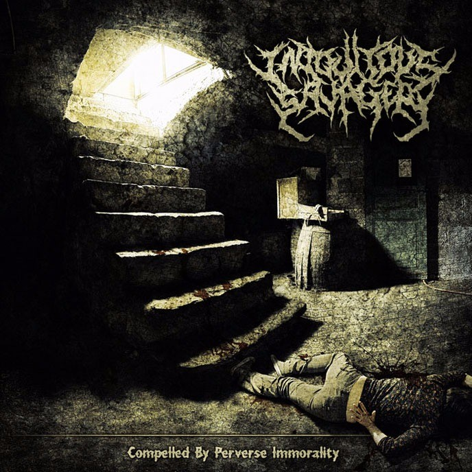 Iniquitous Savagery - Compelled by Perverse...