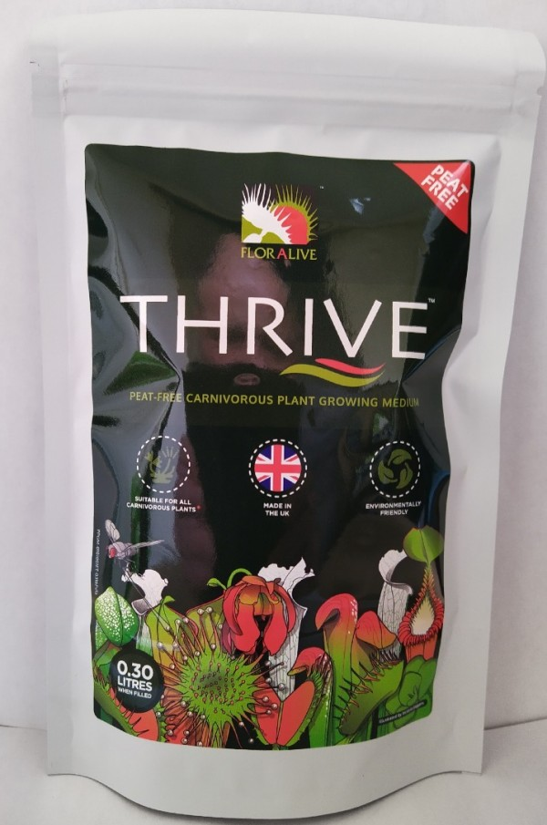 THRIVE Peat-Free Carnivorous Plant Growing Medium