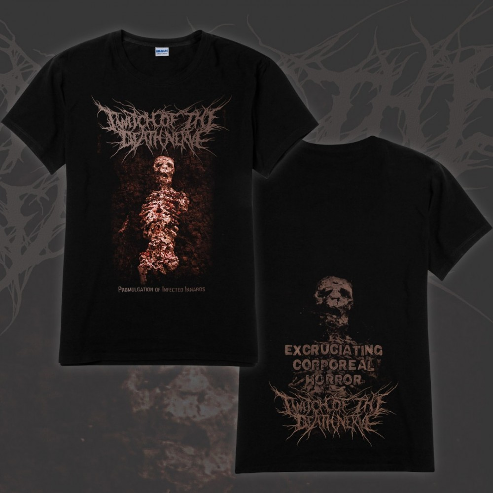 Promulgation of Infected Innards - T-Shirt