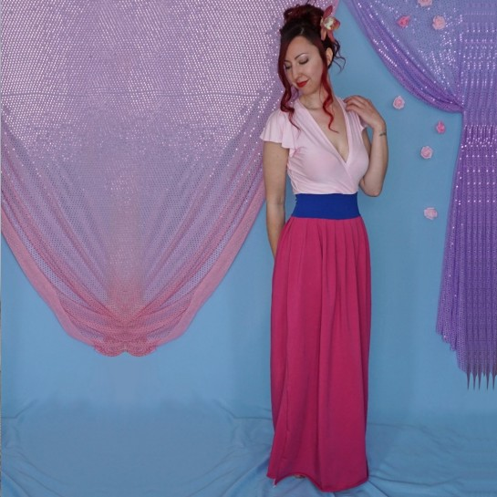 Hua Chinese Maxi Dress