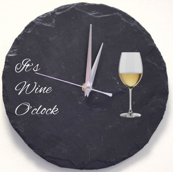 Slate Clocks collection